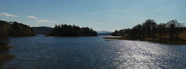 Loch Insh at Kincraig