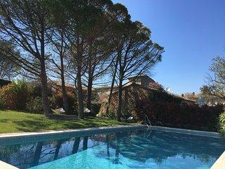 Gite dans Mas restaure, Calme, Roussillon, Luberon