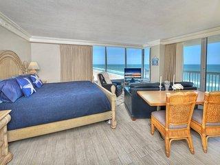 1013 - Daytona Beach Resort - Corner Studio - Panoramic View !!