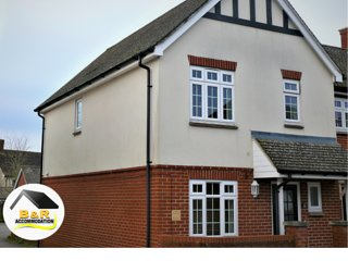 Archer house, 3 bed, free parking and super fast WiFi