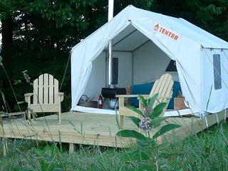 Tentrr Signature Site - Mountain Bliss Campsite