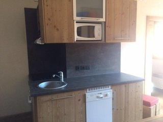 Appartement 2 pieces 5 couchages RISOUL 1850