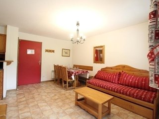 BONB43M - Appartement spacieux  pour 6 personnes  au pied des pistes