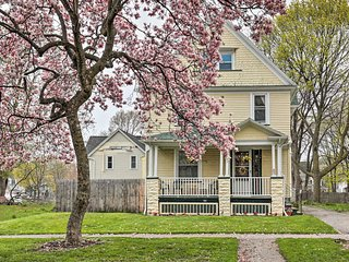 NEW! Idyllic Rochester Apt ~2 Miles to Downtown!