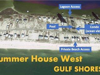 *** Three Balconies of Ocean Views & Private Beach Access! ***