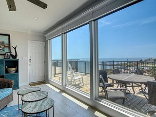 Beautiful PENTHOUSE with best Gulf Views in Port A!!!