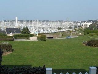 Appartement T2 -Vue Port du Crouesty - Terrasse (038)