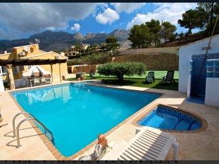Preciosa Villa en Altea  con piscina ,Bella Altea