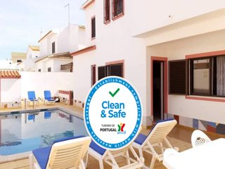 Villa Bel Mar * Privat Pool * Golf * Gale Beach * Albufeira