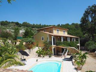 La Villa Jasmin - Coté Piscine