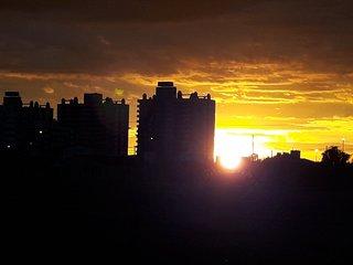 Amanecer en Villasol