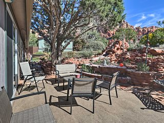 NEW! Arizona Abode w/Patio < 4 Mi to Uptown Sedona