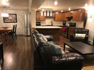 Furnished modern 2 bedroom executive lease