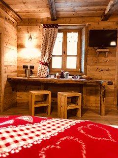 haflinger room