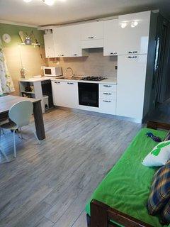 Appartamento in centro storco con vista