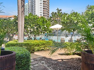 Calypso Plaza Resort Units 139 & 141 Combined - 2 bedroom apartment on the Beach