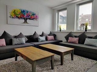 Achtung! Neues Ferienhaus (15-22 Pers.) mit Garten im Oberharz wieder buchbar!
