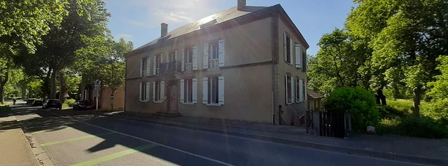 Maison Monxanin Canal du Midi