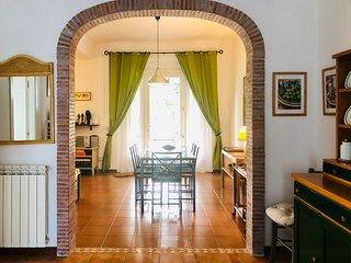 Vigna Licia 2, apartment in the roman countryside