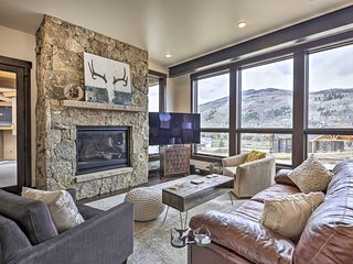 Elegant CO Modern Mountain Home w/ Trail Access!