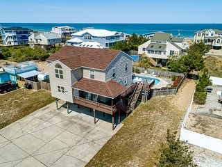 Care Free | 420 ft from the beach | Private Pool, Dog Friendly