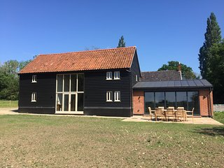 Stunning barn conversion, Boundary Farm, Framlingham