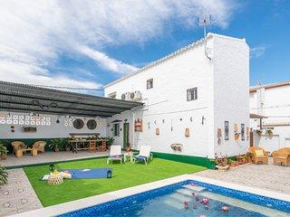 Cubo's Casa Virgen del Yal