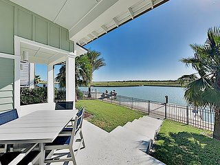 Luxe Home in The Reserve at St. Charles Bay - Pool, Private Dock, Near Beach!