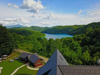 Romantic attic, Plitvice lakes exclusive room