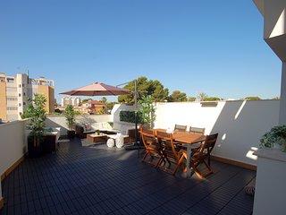 Fantastica terraza / Playa San Juan / Muchavista /Alicante / Golf