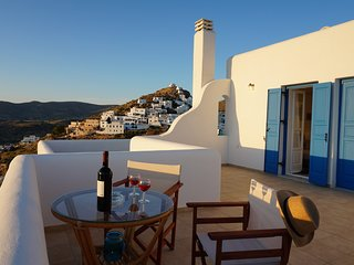 Breathtaking view experience centrally located in Ios - Villa Ios Sunset