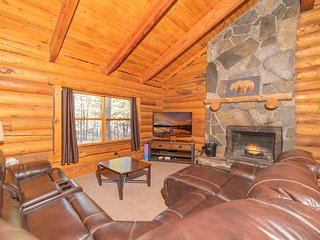 Summit Lifts and Logs Cabin