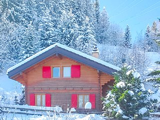 Chalet Durand - chalet with 5 bedrooms - near the ski-bus