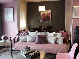 detalle salon comedor apartamento domus caelum