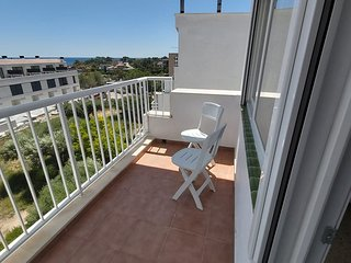 Bright apartment in Costa Daurada