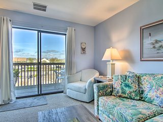 NEW! Centrally Located Ocean City Home w/ Balcony!