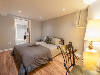 Honey Suite - Luxury Bed - Peaceful And Quiet Central D.C.