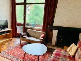 Charmant duplex situé dans quartier calme, idéal pour des vacances en famille