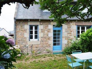 Penn-Ty Petite maison bretonne Wifi inclus jardin privatif proche plage et