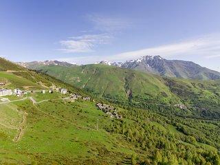 Le Sommet - appartement 28 m2 vue montagne