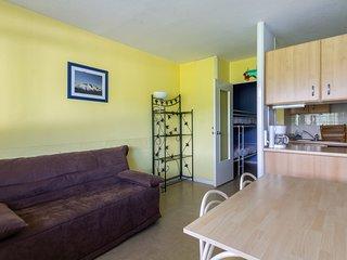 Le Versant - appartement 28 m2 vue montagne