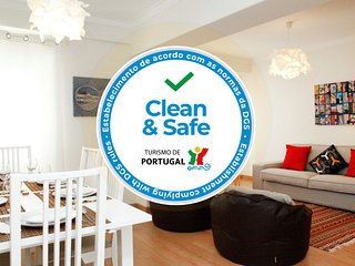 Family central apartment in São Pedro do Estoril