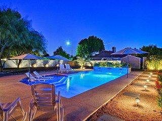 Arizona Paradise: Pool, BBQ, Patio, Firepit & More