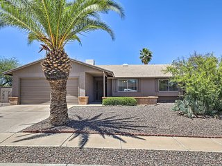NEW! Private Retreat - 4 Miles to Downtown Tucson!