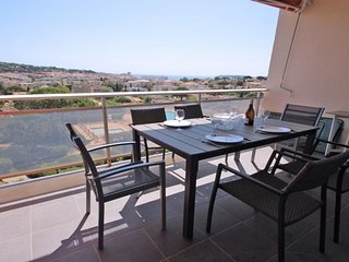Appartement T3 - 6 personnes - Vue mer - Piscine residence - WiFi - Sainte