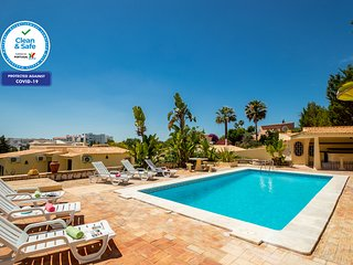 CHARMING VILLA FREE WIFI, A/C, PRIVATE POOL & WALKING DISTANCE TO AMENITIES!