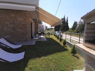 Nikiti Modern Villa