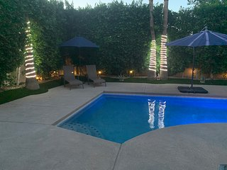 Private Relaxing Golf Retreat- Private Pool/Spa 2516 sq ft