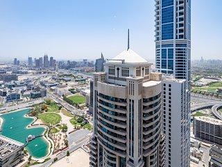 Bright and Cozy 1BR in Dubai Marina!