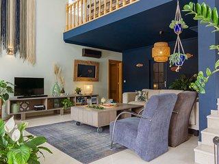 Casa Skip - Modern villa with 4 bedrooms and a beautiful garden!